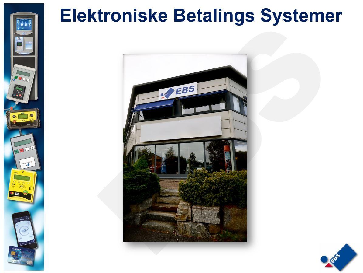Elektroniske betalingssystemer