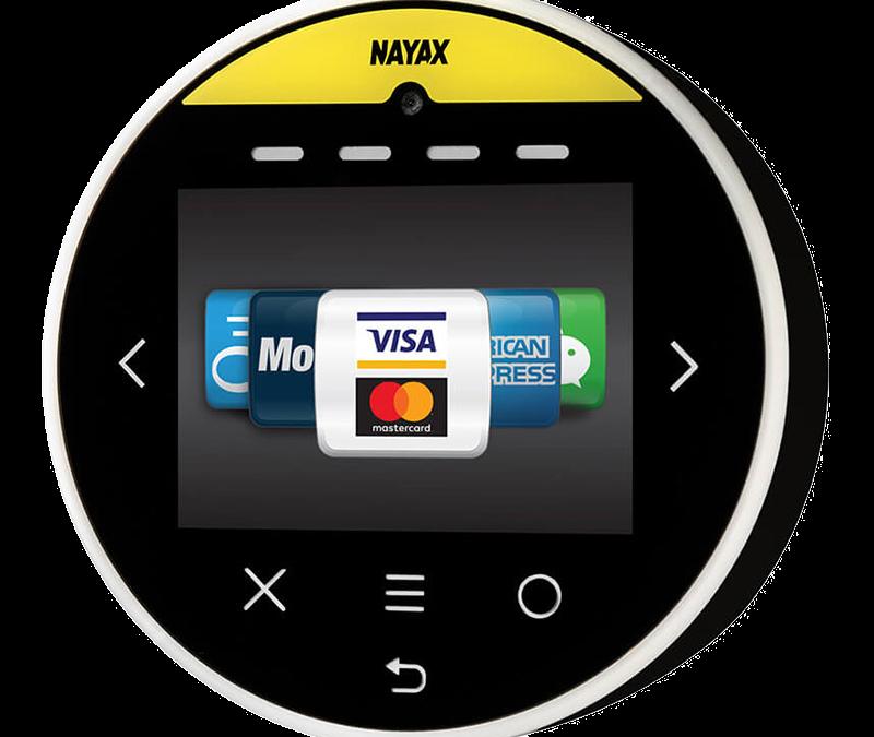 NAYAX ONYX betalingsterminal