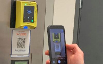 EBS lanserer Vipps-Nayax