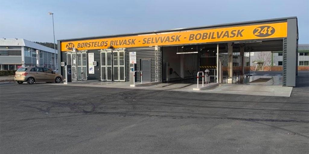 Østfold Autovask avdeling Fredrikstad