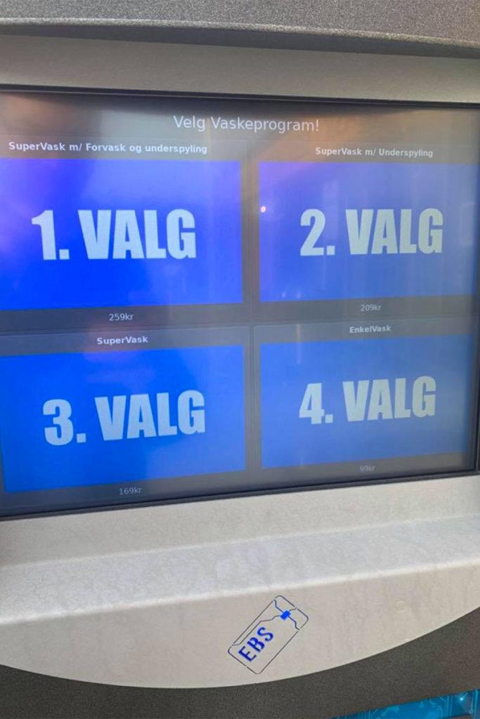 Østfold Autovask avdeling Sarpsborg